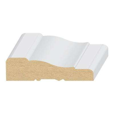 Colonial #356 5/8 in. x 2-1/4 in. x 80 in. Primed MDF Casing
