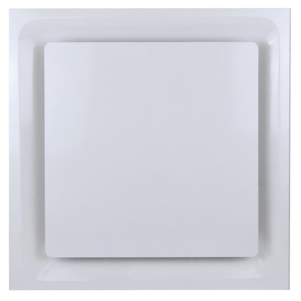 TruAire 6 in  x 6 in  2-Way Aluminum Square Ceiling Diffuser