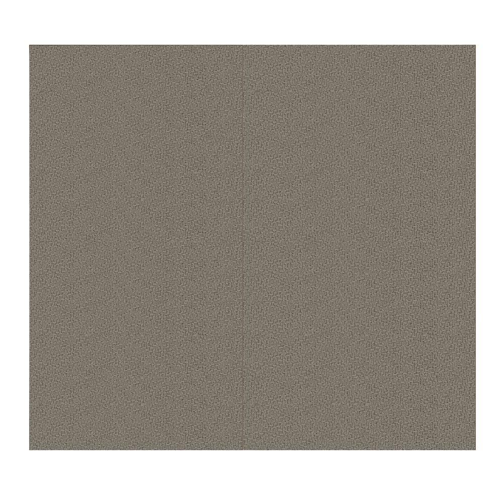 SoftWall Finishing Systems 64 sq. ft. Goose Fabric Covered Full Kit Wall Panel