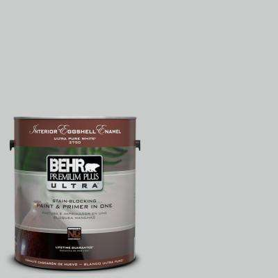 1 gal. #UL260-17 Burnished Metal Eggshell Enamel Interior Paint and Primer in One