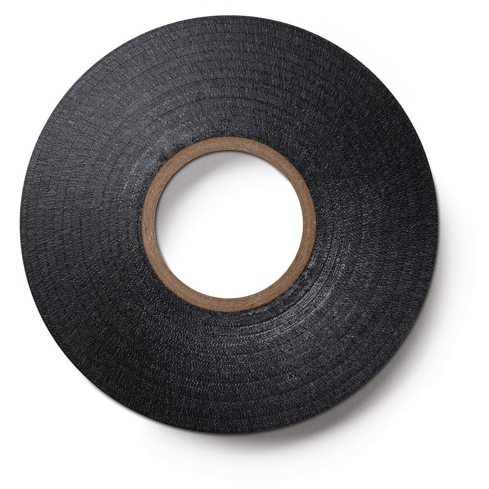 Scotch Super  Vinyl Electrical Tape 3//4 x 66 ft Pack of 10 Rolls Black