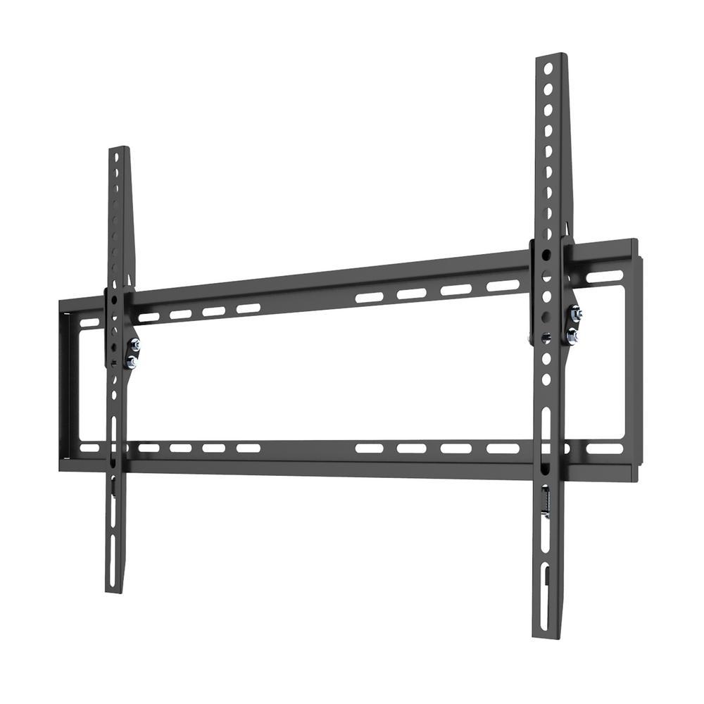 Monster Mounts Large Tilt Tv Wall Mount For 42 In 75 In Mt642 The Home Depot