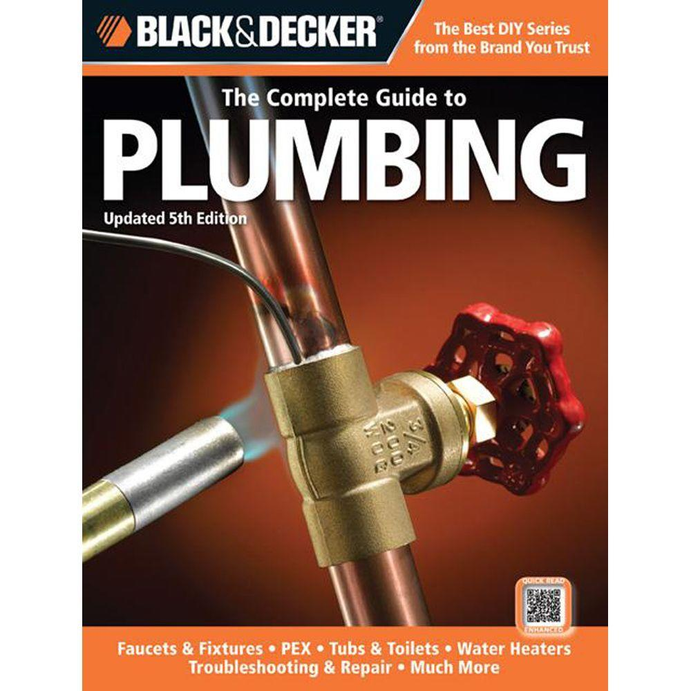 null Black and Decker the Complete Guide to Plumbing