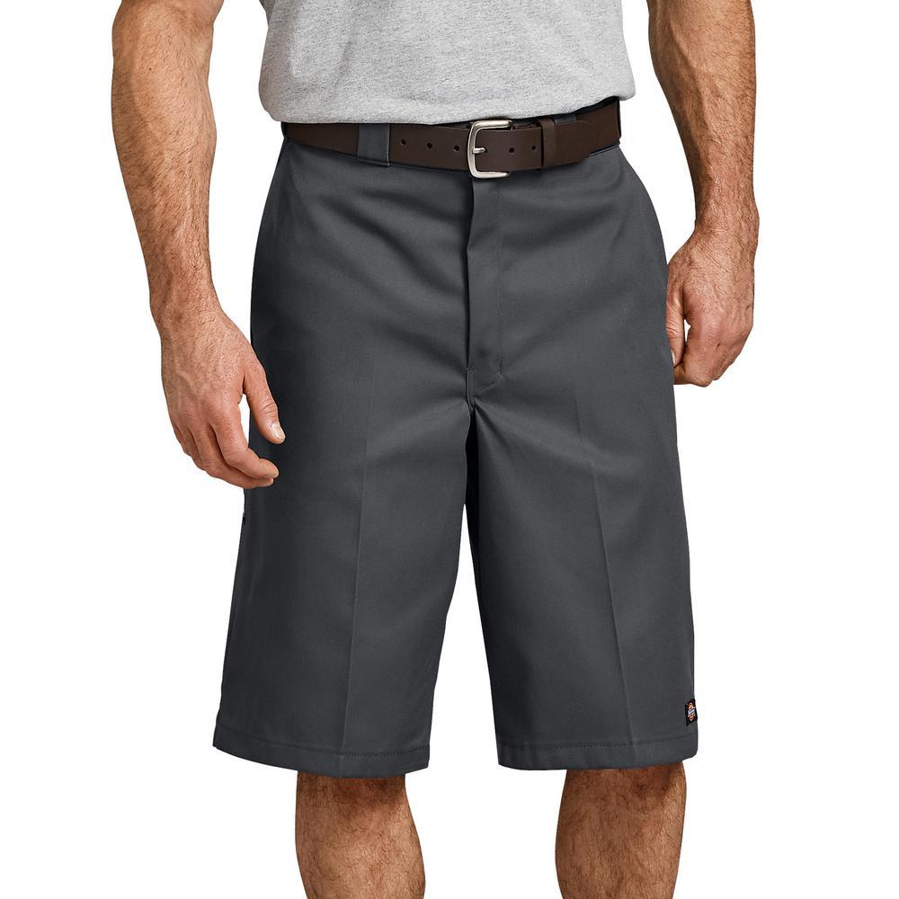 """Men's 13"""" Loose Fit Multi-Use Pocket Work Short"""