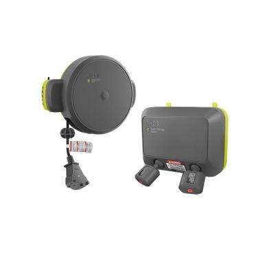 Garage Extension Reel and Laser Park Assist Accessories