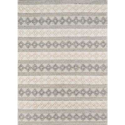Andes Ivory 3 ft. X 5 ft. Indoor Area Rug