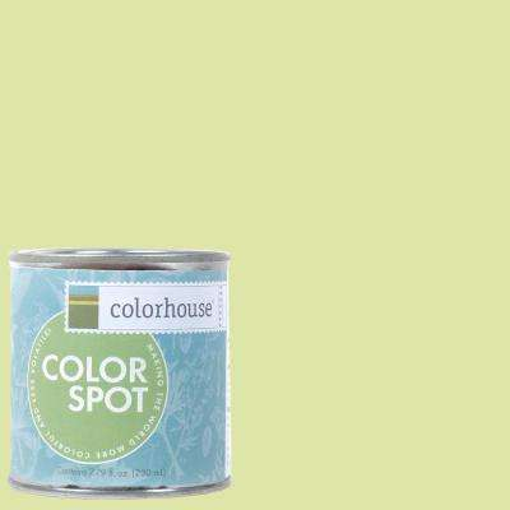 8 oz. Leaf .07 Colorspot Eggshell Interior Paint Sample
