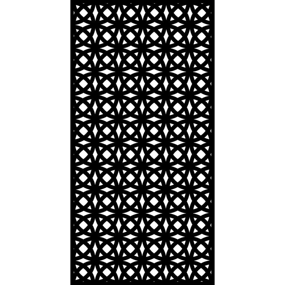 Matrix Orbit 0 3 In X 71 2 95 Ft Recycled Plastic Charcoal