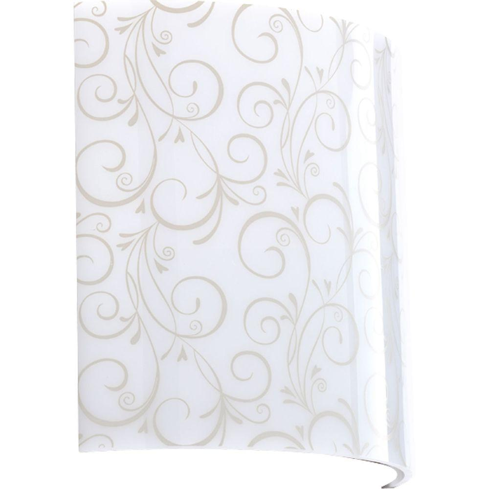 Arch Collection Scroll Screen Print Accessory Shade