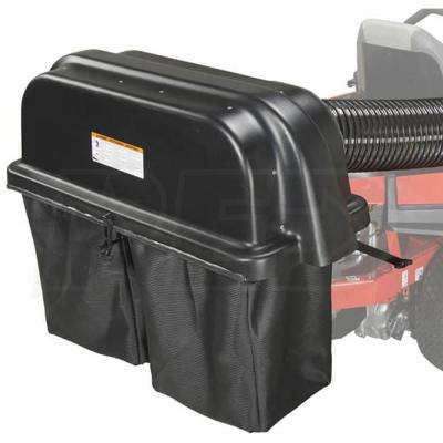 2-Bucket Bagger (cloth bags), Grass Pump Assist - Fits IKON X and IKON XL models
