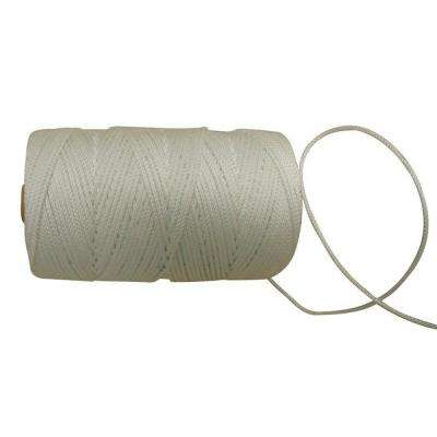 Braided Polyester Twine -1/8-inch X 1000 Foot With Core