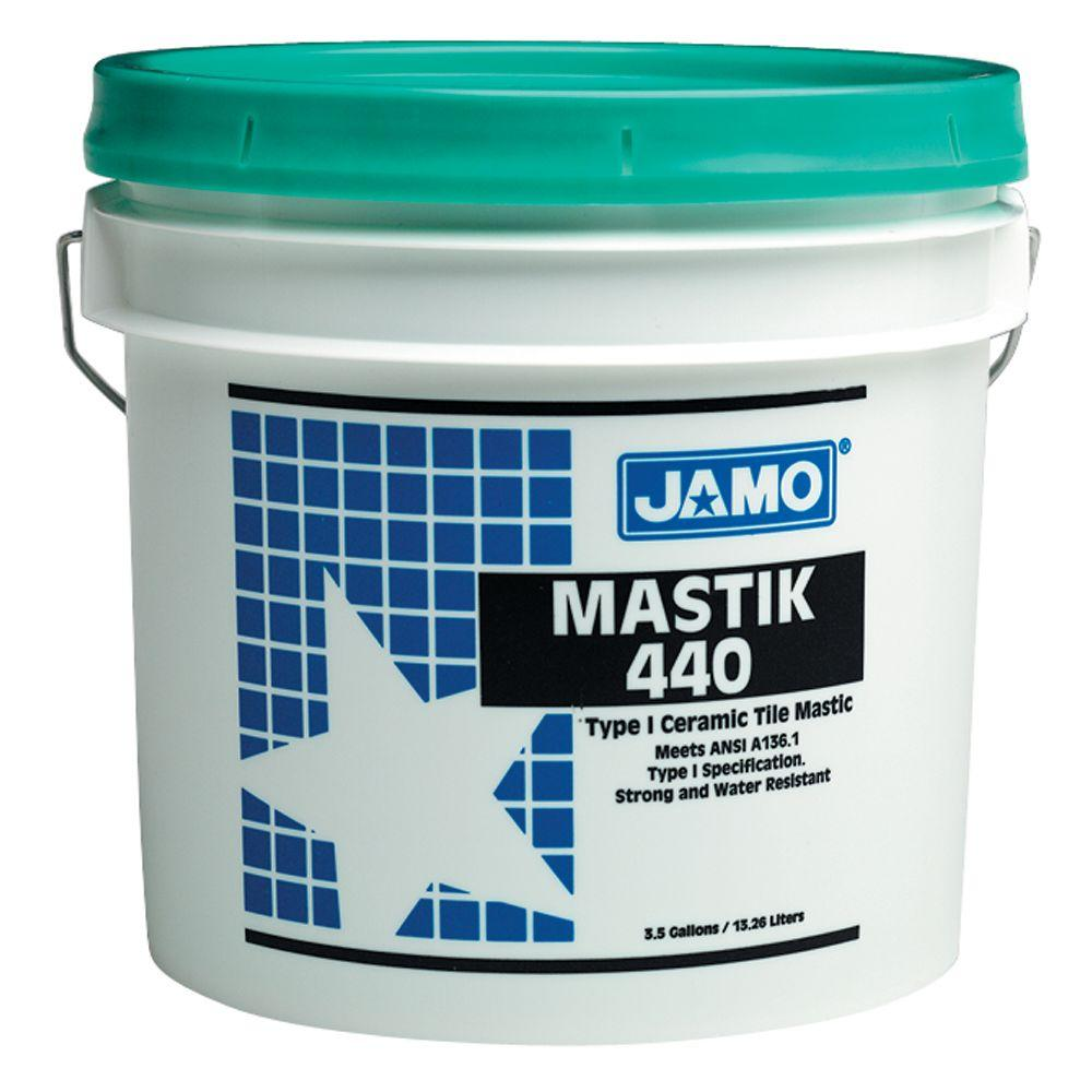 Custom Building Products Jamo 3 12 Gal Mastik 440 Type 1 Ceramic
