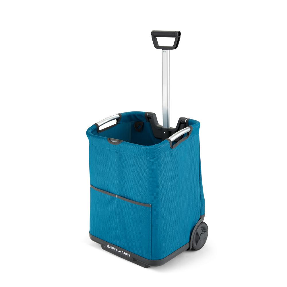GORILLA CARTS Soft-Sided Folding Cart