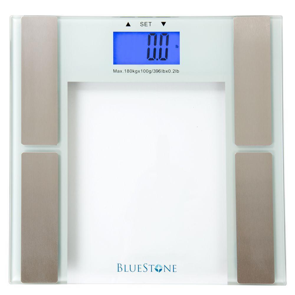 Top bathroom scales