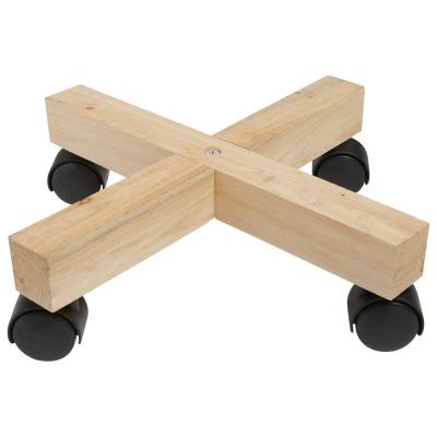 13 in. Wood Barrel Mover