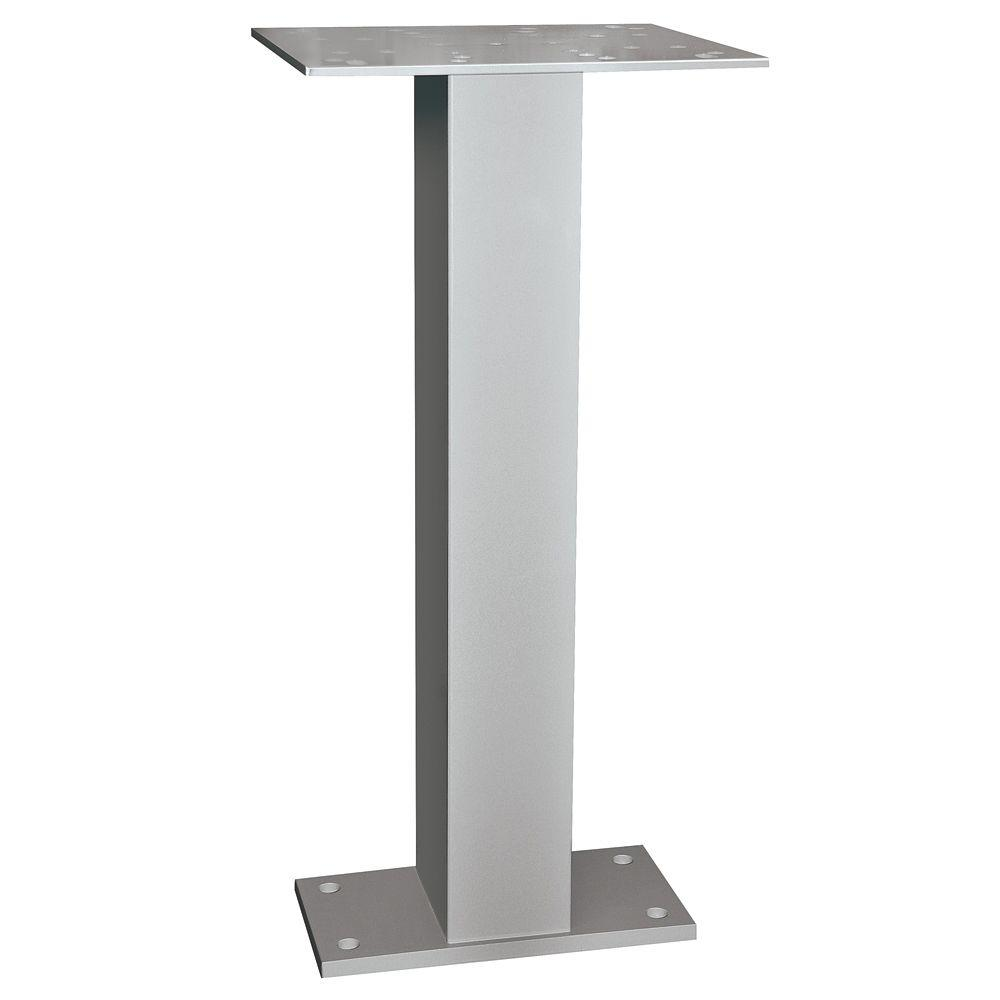 Salsbury Industries 3200 Series Universal Pedestal for NDCBU Pedestal Style Mailbox