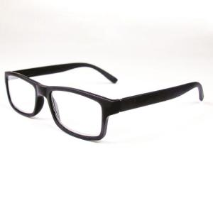 efedec0c21056 Magnifeye Reading Glasses Retro Black 1.5 Magnification-86020-14 - The Home  Depot