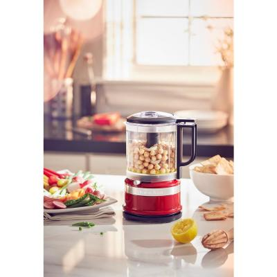 KitchenAid-5-Cup 2-Speed Empire Red Food Processor