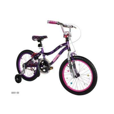 18 in. Kids Monster High Bike