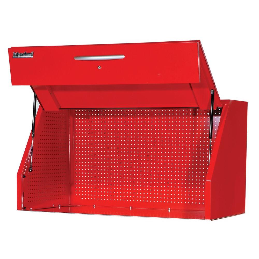 International SHD Series 54 in. Canopy, Red