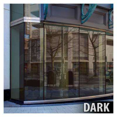 36 in. x 100 ft. PRBR Premium Bronze Color Heat Control and Daytime Privacy Window Film