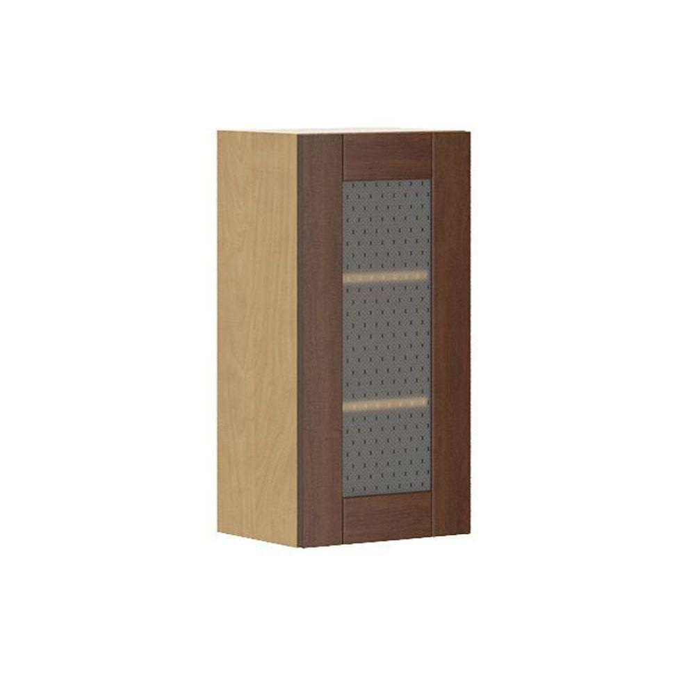 Ready To Assemble 15x30x12.5 In. Lyon Wall Cabinet In Map.
