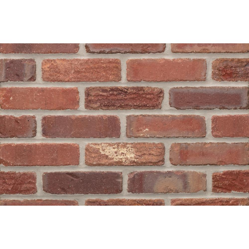 New Foundland Cut Kiln Fired Thin Brick Tumbled Smooth Tile Edging