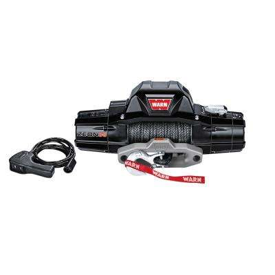 Zeon 8-S 8,000 lb. Winch with Synthetic Rope