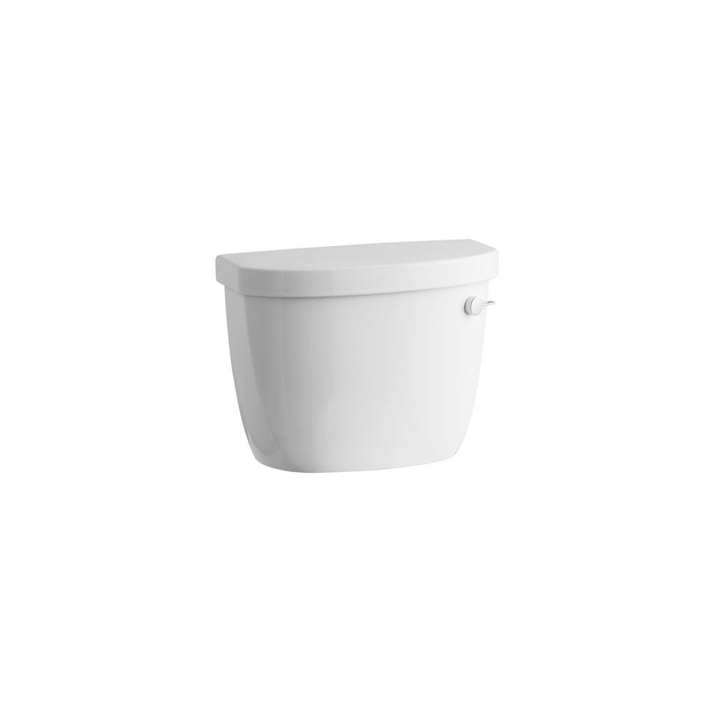 Cimarron 1.6 GPF Toilet Tank Only with Right-Hand Trip Lever and