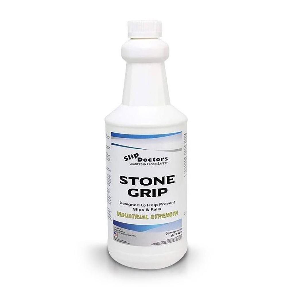 Stone Grip (Quart) Non-Slip Floor Treatment for Tile and Stone
