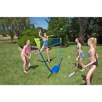 Badminton Pop-Up Game