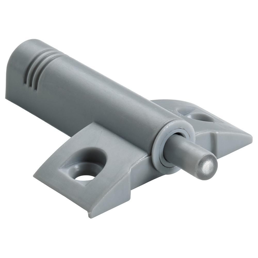 Soft Close Cabinet Hardware Home Depot: Screw-On Dampening System For Furniture Doors (10 Pcs Per