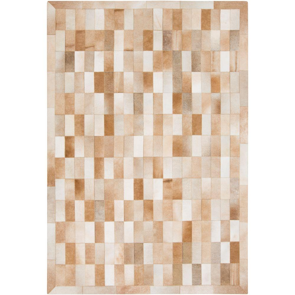 Geraldine Tan 2 ft. x 3 ft. Indoor Area Rug