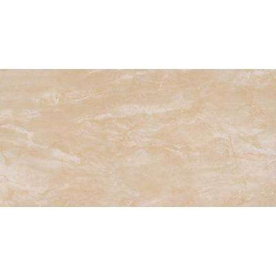 Naples Beige 12 in. x 24 in. Glazed Ceramic Floor and Wall Tile (18 sq. ft. / case)