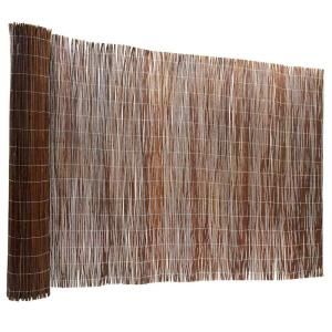 6 ft. H x 16 ft. L Bamboo Willow Fence