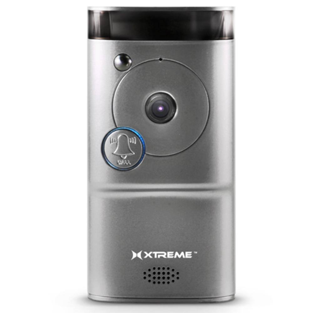 Wi-Fi Video Door Bell, Silver