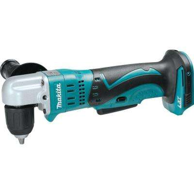 18-Volt LXT Lithium-Ion 3/8 in. Cordless Angle Drill (Tool-Only)