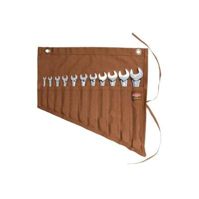 11-Pocket 27 in. Wrench Roll Tool Bag