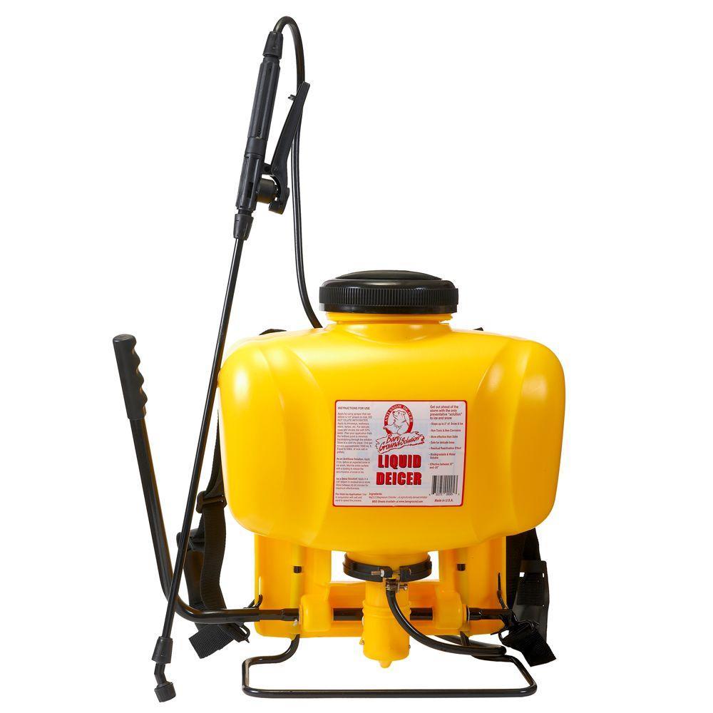 Bare Ground 4 Gallon Backpack Sprayer Bg 425 The Home Depot