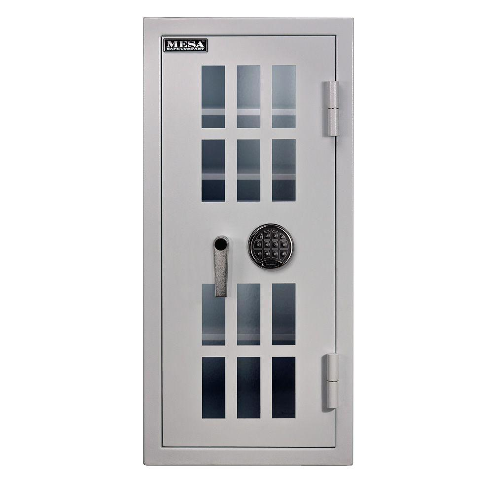 6.3 cu. ft. Pharmacy Safe Electronic Lock, White