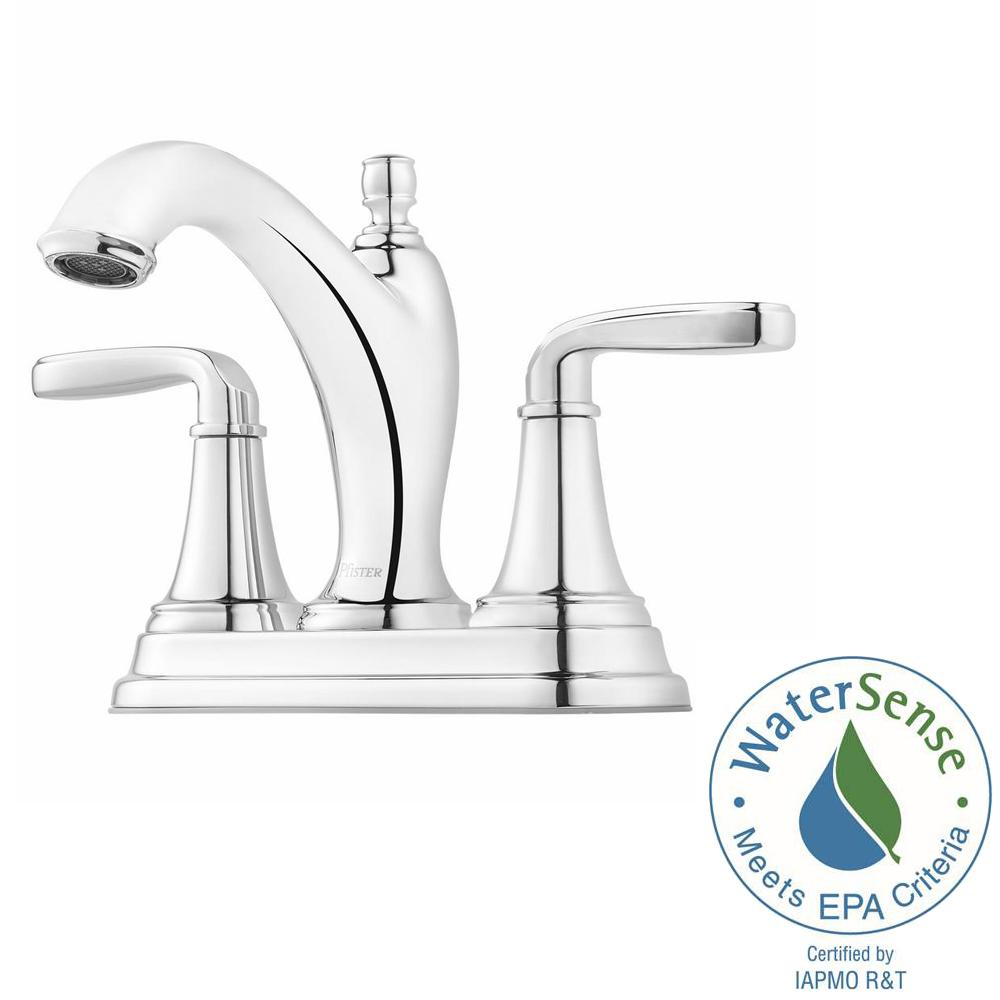 Pfister - Bathroom Sink Faucets - Bathroom Faucets - The Home Depot