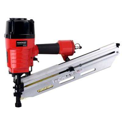Pneumatic 21-Degree Round Head Cordless Framing Nailer