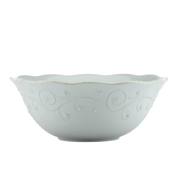 Lenox French Perle Ice Blue Serve Bowl 824427