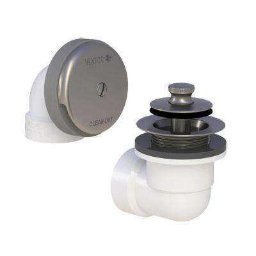 601 Series Sch. 40 PVC Bath Waste Half Kit - Lift and Turn