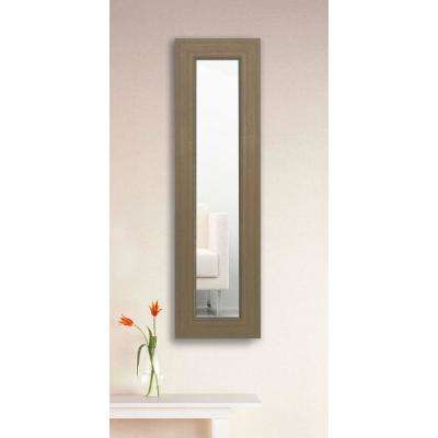 29 in. x 15 in. Champagne Colville Vanity Panel Mirror