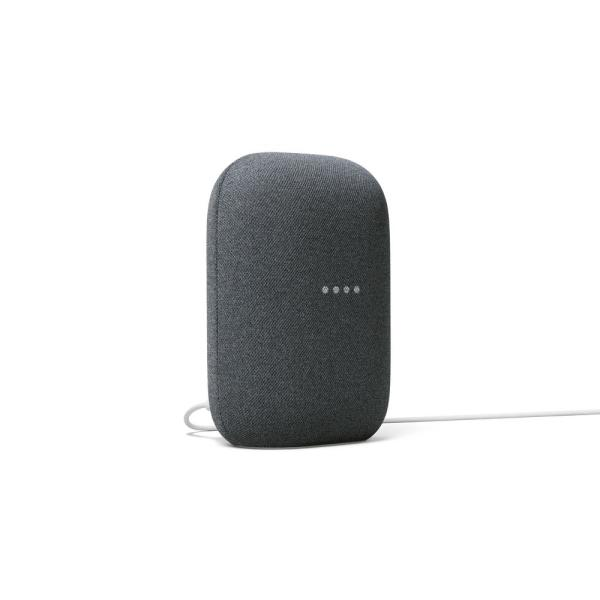 Nest Audio - Smart Speaker with Google Assistant - Charcoal
