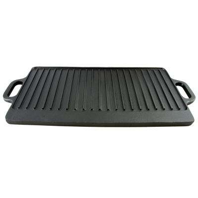 Addlestone Cast Iron Reversible Griddle with Handles