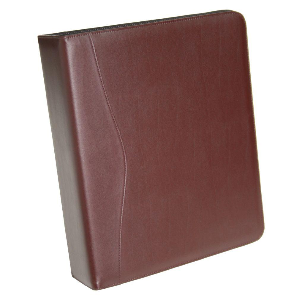 royce executive 2 in d ring binder 300 burg 8 the home depot