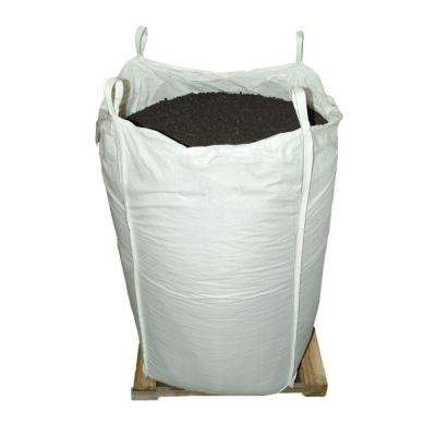 38.5 cu. ft. Espresso Black Rubber Mulch