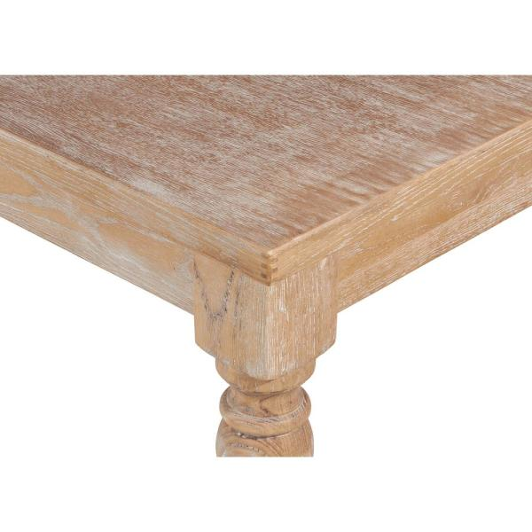 Linon Home Decor Justin Light Natural Brown Table Thd00691 The